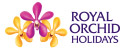 ROH logo - Link to external Royal Orchid Holidays Website