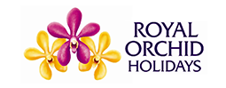 Link external to Royal Orchid Holiday website