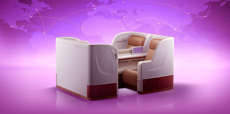 Royal First Class Seating