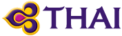 Thai Airways logo Link to Homepage
