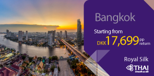 Royal Silk class to Bangkok