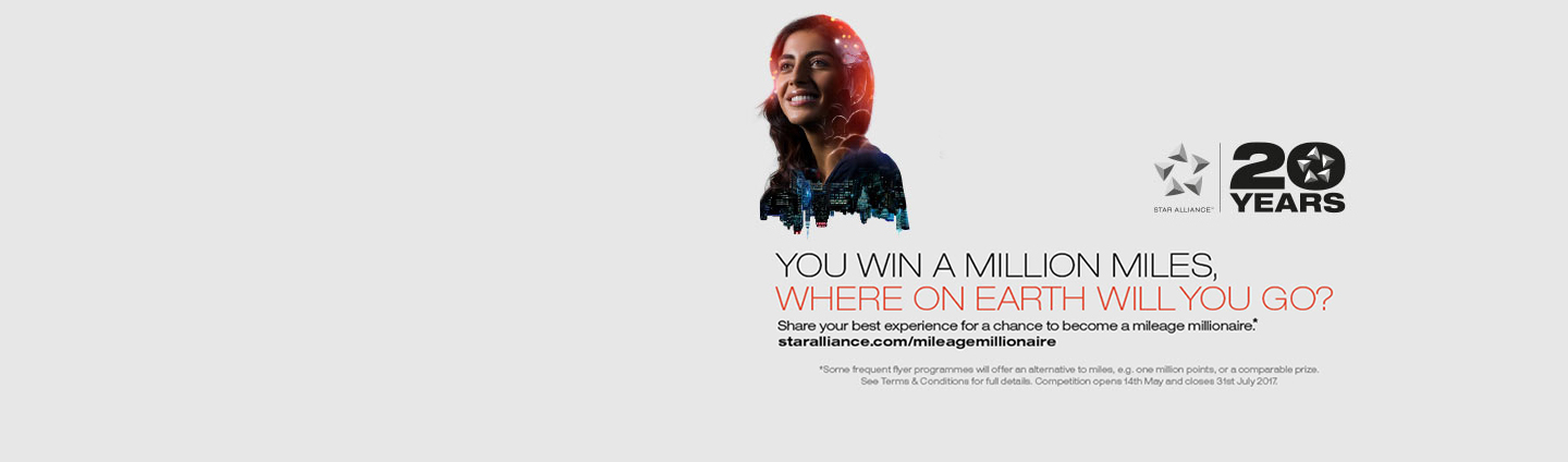 Star Alliance 20th Anniversary