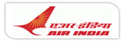 Link to external website of air india