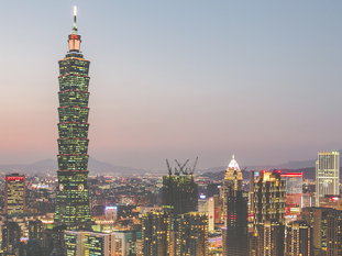 10 Places around Taipei by MRT