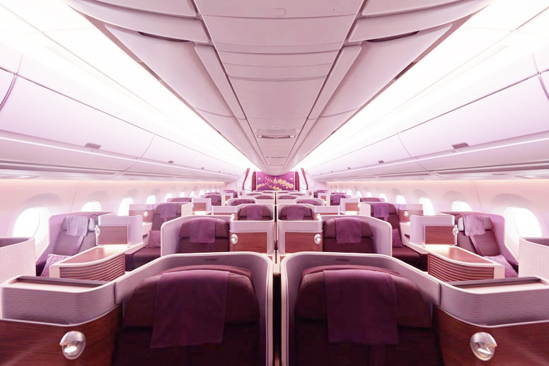 More comfortable and smooth with New A350-900XWB
