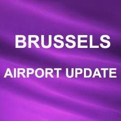 Brussels Airport Update
