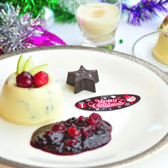 THAI offers Special Desserts for Christmas