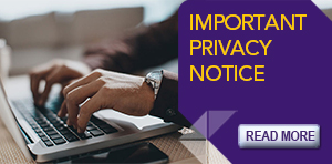 Important Privacy Notice
