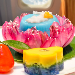 THAI Offers Special Loy Krathong Menu