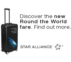 Discover the new Round the World fare.