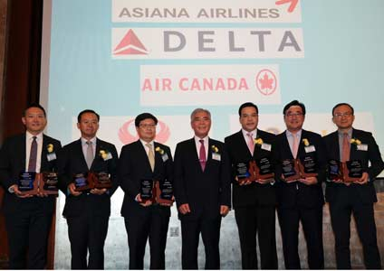 THAI Receives KATA Travel Agent Friendly Airline Award