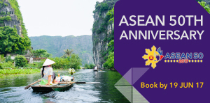 50th Anniversary ASEAN