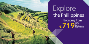 Explore the Philippines