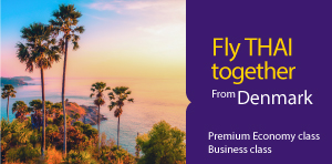 Fly THAI Together to Thailand