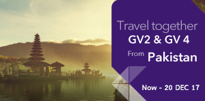 TRAVEL TOGETHER GV2 AND GV4