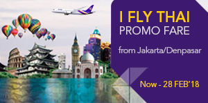 Indonesia I FLY THAI