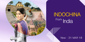 Indochina From India