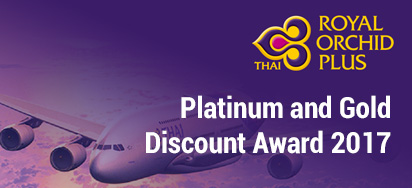 Platinum and Gold Discount Award 2017