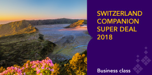 Switzerland Companion Super Deal 2018