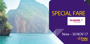 Special Promotion with Silkbank