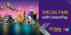 Special Fare with UnionPay