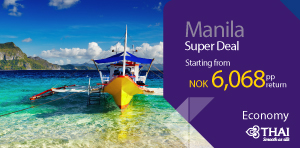 Norway Super Deal 2018 - Manila