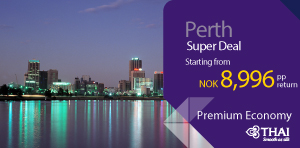 Norway Super Deal 2018 - Perth