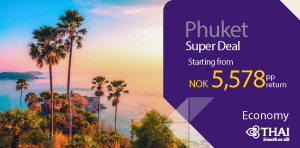 Norway Super Deal 2018 - Phuket