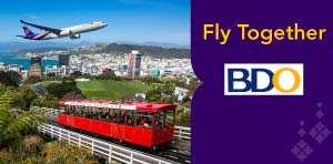 Fly Together with BDO