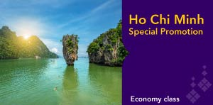 Ho Chi Minh Special Promotion