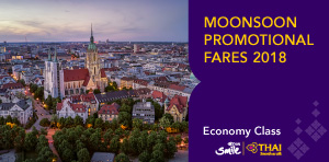 MONSOON PROMOTIONAL FARES