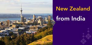 58th Anniversary Promotional Fares to Auckland From India