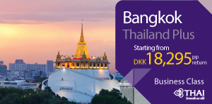 Thailand Plus - Bangkok on Business class