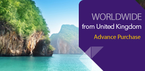 Advance Purchase Offers from United Kingdom