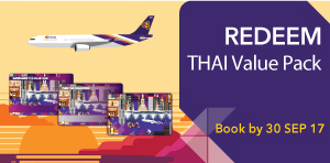 THAI Value Pack 2017