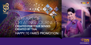 Happy THAI Promotion Fares