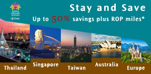 Stay & Save Promotion