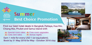 Summer Best Choice Promotion