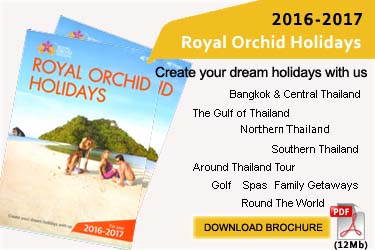 Royal Orchid Holidays Brochure - English