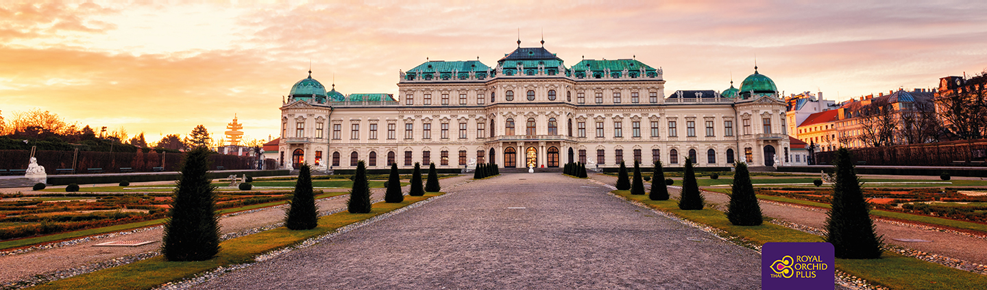 Fly Either From or To Vienna, Earn More Miles and Save 20% on Award Travels