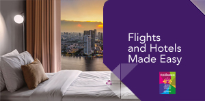 Flights and Hotels Made Easy