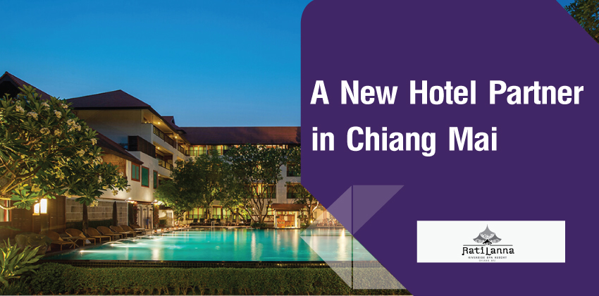 A New Hotel Partner in Chiang Mai
