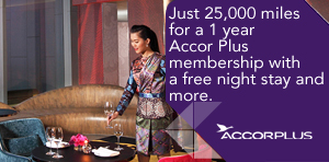 Travel is More Rewarding with Accor Plus