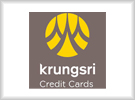 Non Co-Brand Krungsri Credit Cards partner