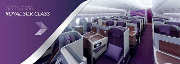 A350 Business Class Image 1