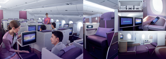 A350 Business Class Image 2