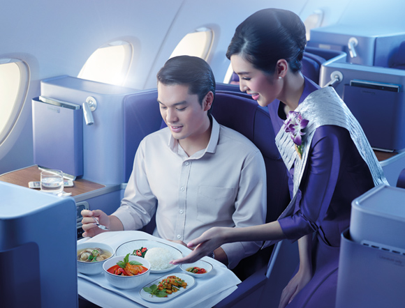 Royal Orchid Inflight Service