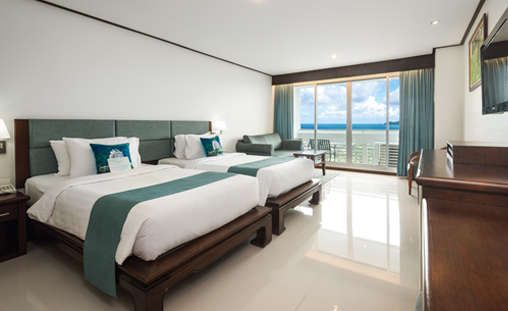 Andaman Beach Suites Sea View Room