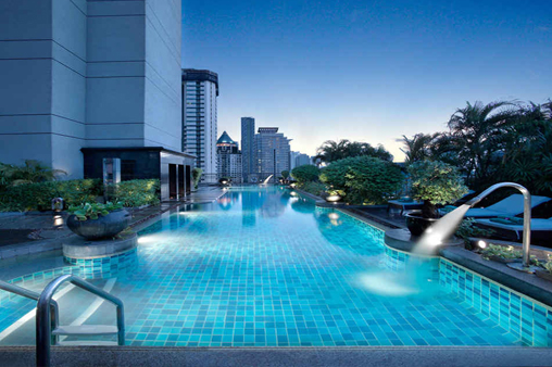 Banyan Tree Pool