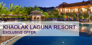 Khaolak Laguna Resort Exclusive Offer